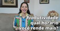 Produtividade - qual horário você rende mais-capa